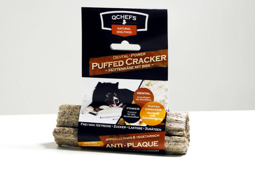 QChefs Puffed Cracker