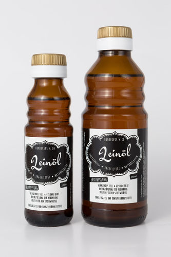 Hundekeks & Co Leinöl 100ml,250ml