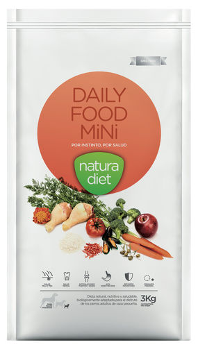 Natura Diet Lamm & Reis Mini